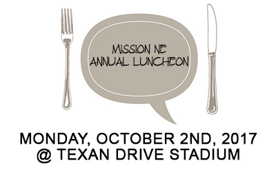 Mission NE Annual Luncheon
