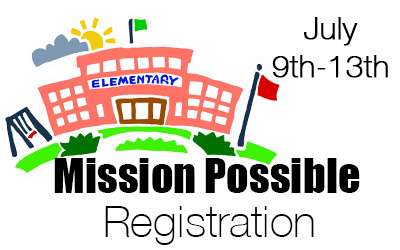 Mission Possible Registration