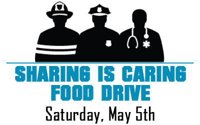 Sharing is Caring Food Drive