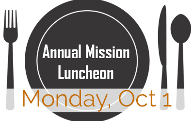 Annual Mission Luncheon
