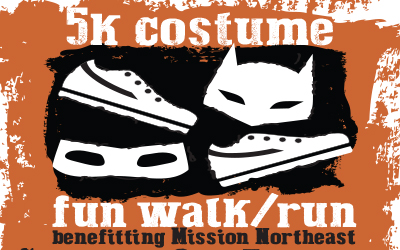 5K Costume fun walk/run